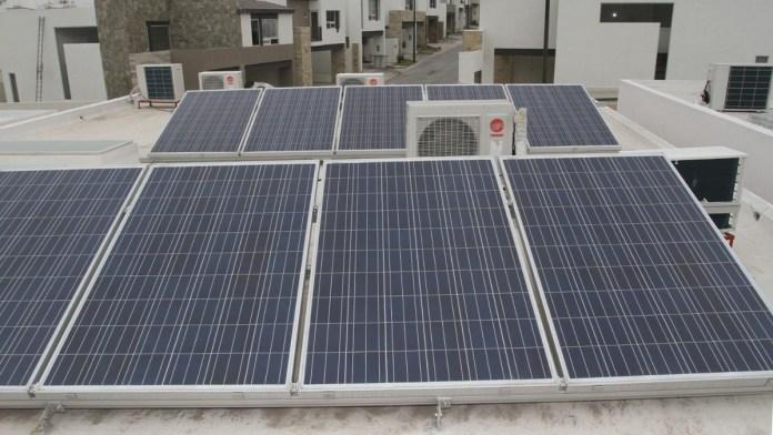 Se dispara generación solar en techos