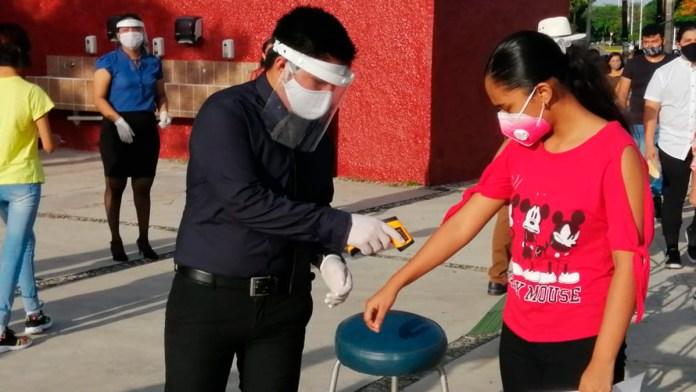 Implementarán protocolo sanitario en examen de PAENMS