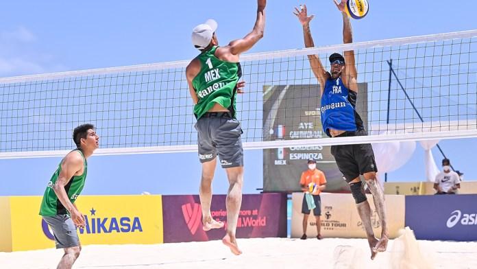 Reparten últimos boletos para Tokio en Voleibol de Playa