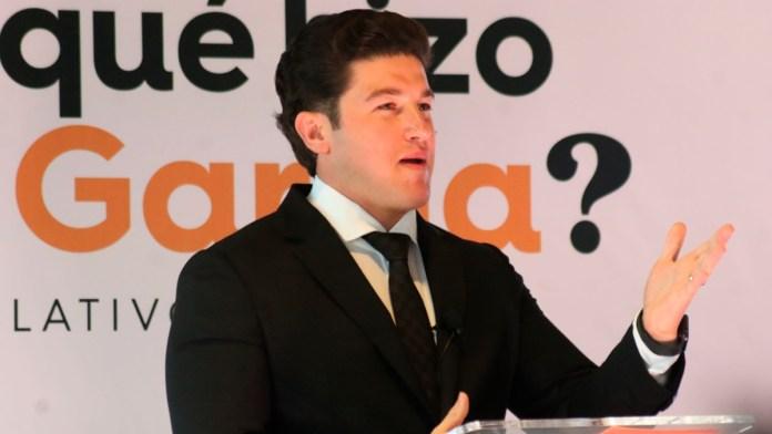 Pide audiencia Samuel García con AMLO