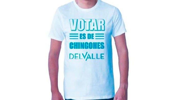 Pone grupo Del Valle su granito contra el abstencionismo