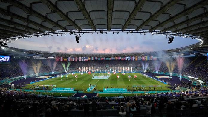 Por fin se inaugura la Eurocopa 2020