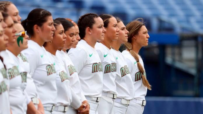 Veta Comité Olímpico a jugadoras del equipo mexicano de softbol