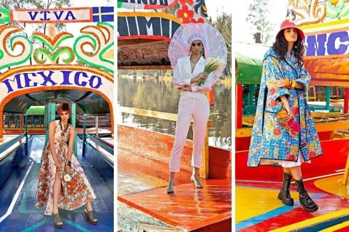 Inspira cine mexicano moda contemporánea