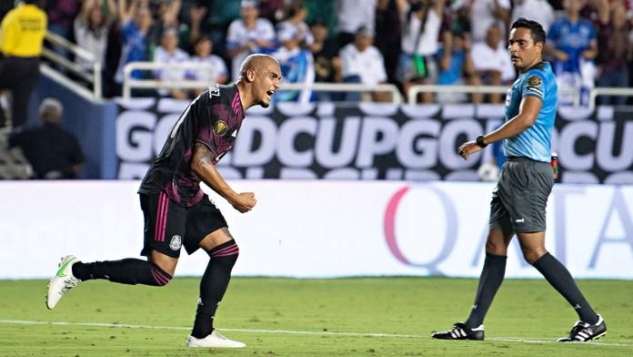 Baja cuota de goles en Copa Oro