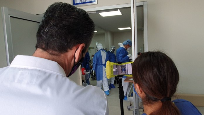 Temen que cepa Lambda resista a vacunas