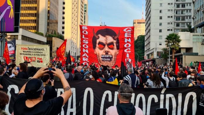 Exigen juicio contra Bolsonaro por corrupción en vacunas