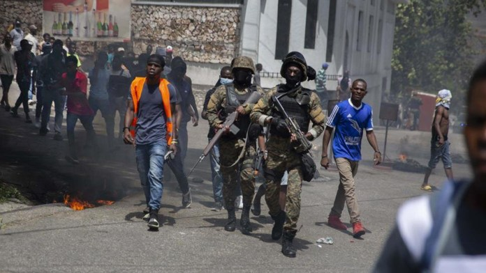 Hay un estadounidense entre asesinos de presidente haitiano