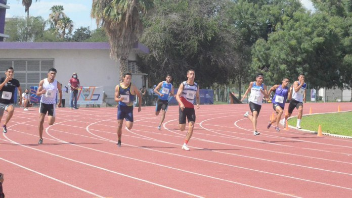 Mejora QR en atletismo con medallas