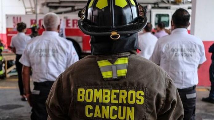 Será en Cancún la Convención Nacional de Bomberos