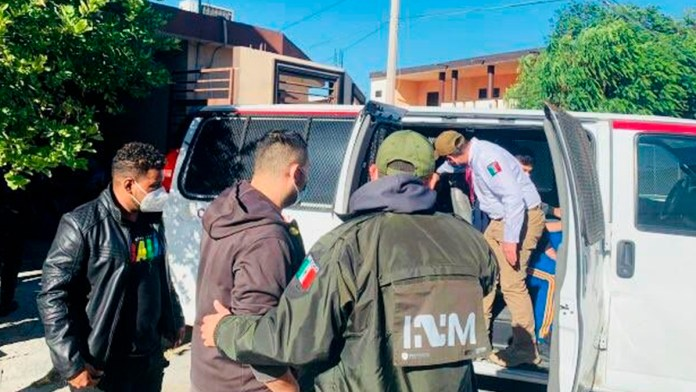 Exhiben en México maltrato migratorio