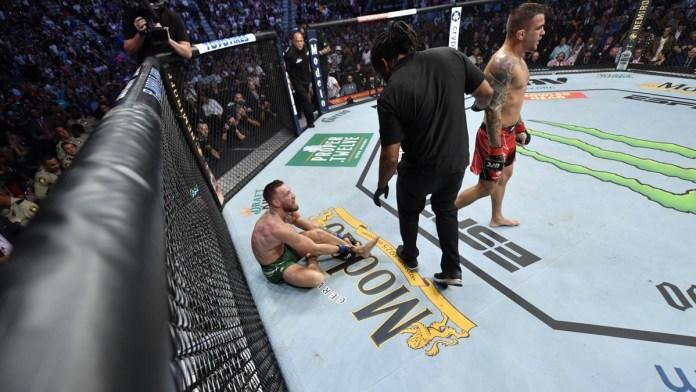 Insiste McGregor en cuarta pelea contra Poirier