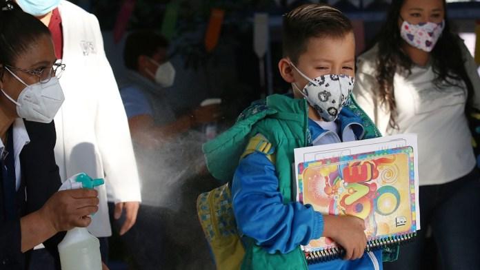 Están colegios privados listos para el regreso a clases