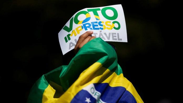 Enfrenta Brasil prematuro conflicto electoral Bolsonaro