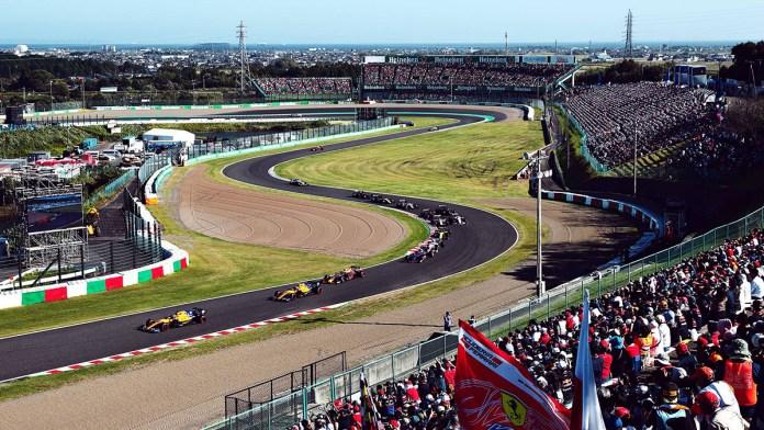 Cancela Fórmula 1 carrera en Japón