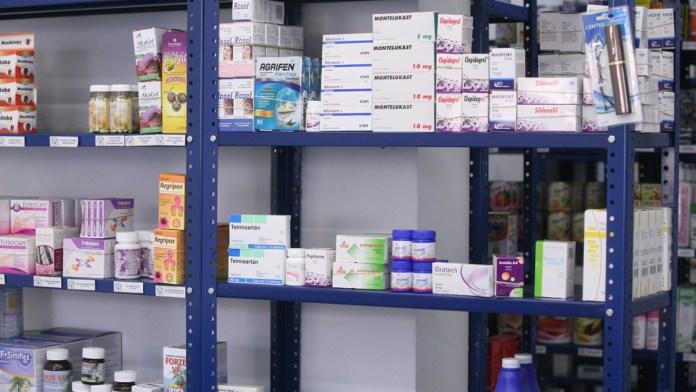 Incrementa en 20% venta de medicamentos genéricos