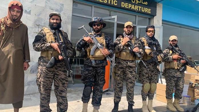 Proclaman triunfo los talibanes sobre Estados Unidos