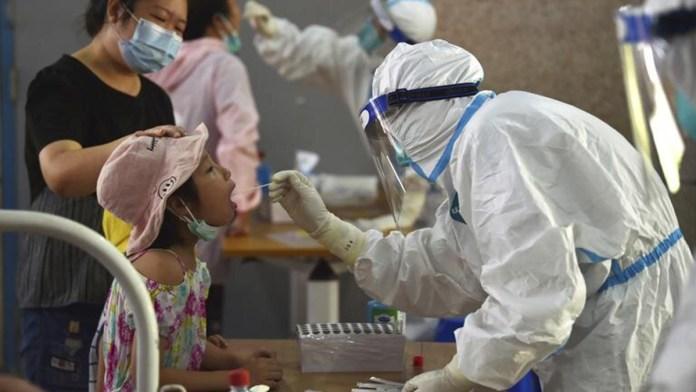 Alertan en China nuevos contagios de Covid