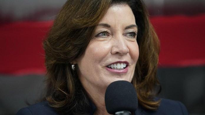 Kathy Hochul, lista para gobernar Nueva York