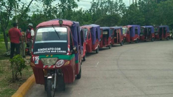 Buscan mototaxistas legalizar su servicio