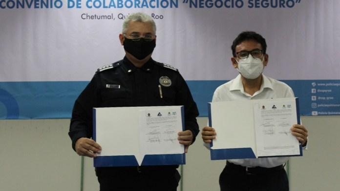 Atacan robo a negocios en Chetumal