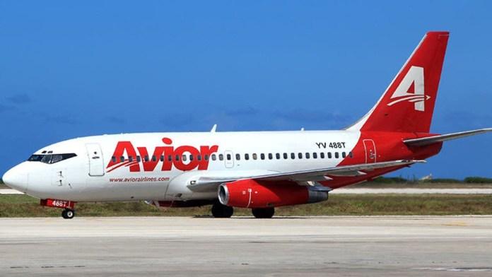 Suspenden vuelos Venezuela-Cancún