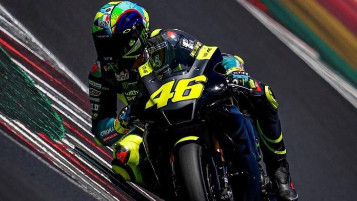 Anuncia Valentino Rossi retiro de Moto GP