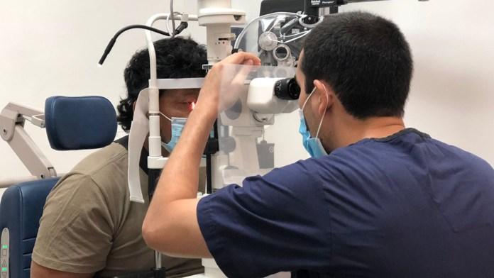 Impulsa IMSS jornadas de cirugía de cataratas