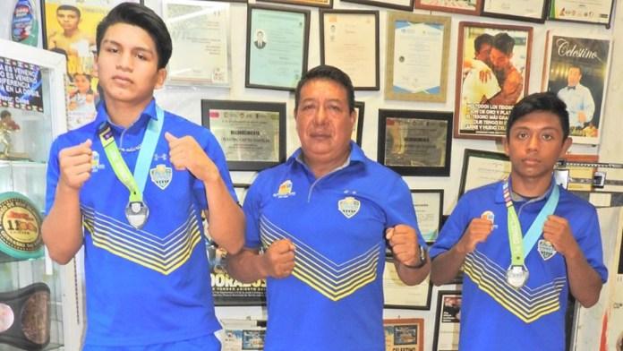 Cierran boxeadores con platas en Juegos Nacionales CONADE