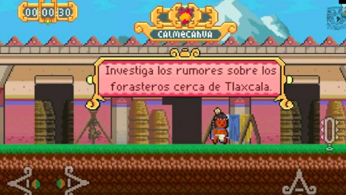Invaden gamers imperio mexica Yaopan