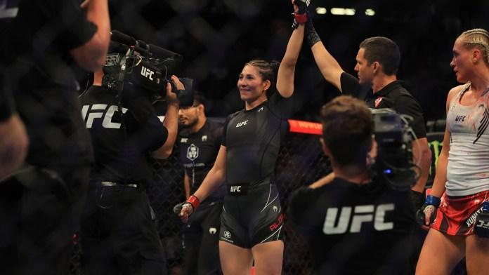 Peleará Irene Aldana contra ex campeona en UFC 268