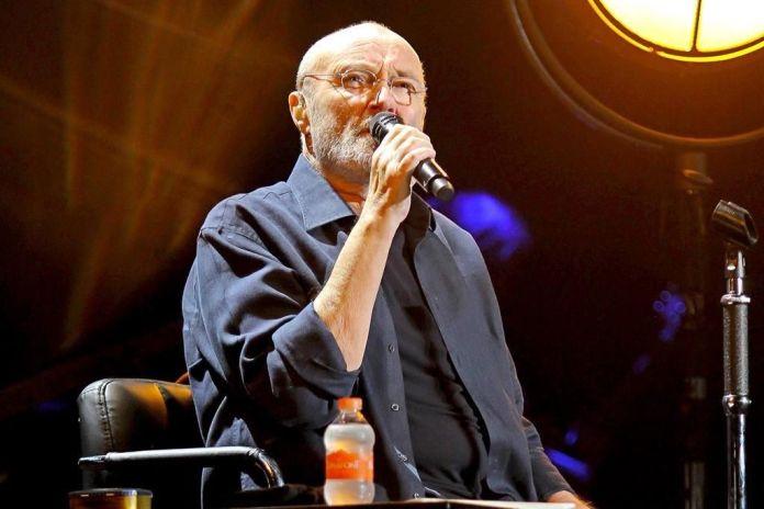Revela Phil Collins que no puede tocar la batería