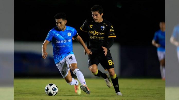 Mantiene Cancún FC mala racha en casa