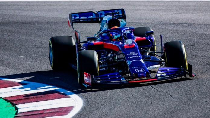 Ocupan monoplazas de Fórmula 1 para 2022