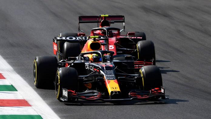 Pierde Checo el podio; gana McLaren en Monza