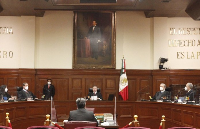 Descalifica Corte sistema patriarcal mexicano