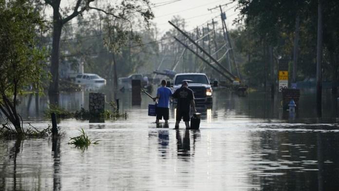 Lenta recuperación en Luisiana luego del huracán Ida