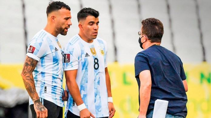Decidirá FIFA en caso Brasil vs Argentina