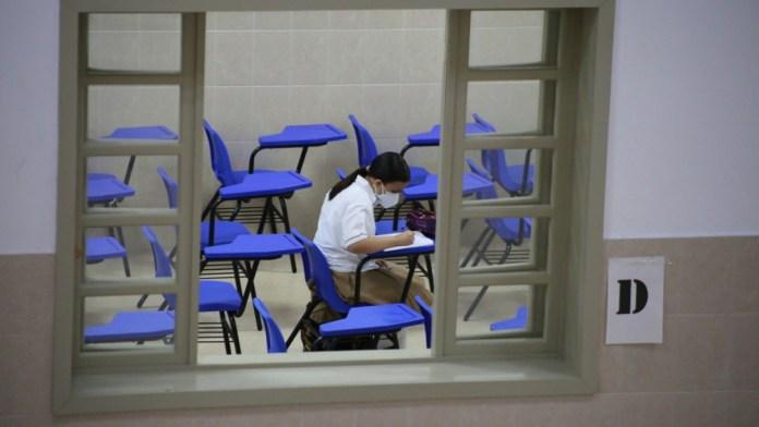 Encuentran alumnos deprimidos y ansiosos