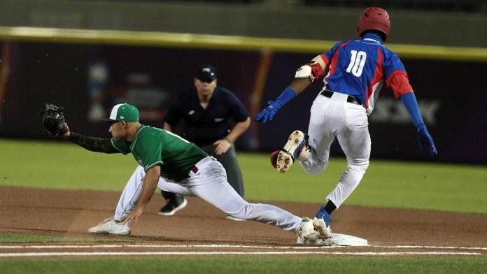 Desertan peloteros cubanos en Mundial Sub-23
