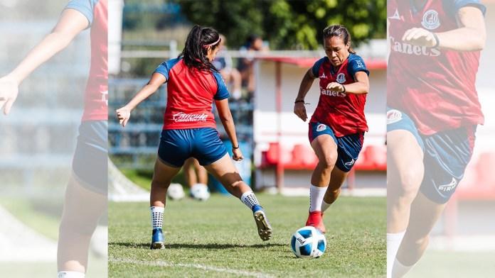 Jugadoras de QR toman titularidad en Liga Femenil