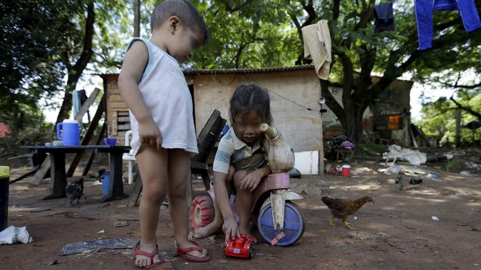 Se agrava pobreza en infancia: Coneval