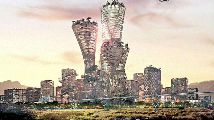 Buscan construir una utopía en desierto de EU