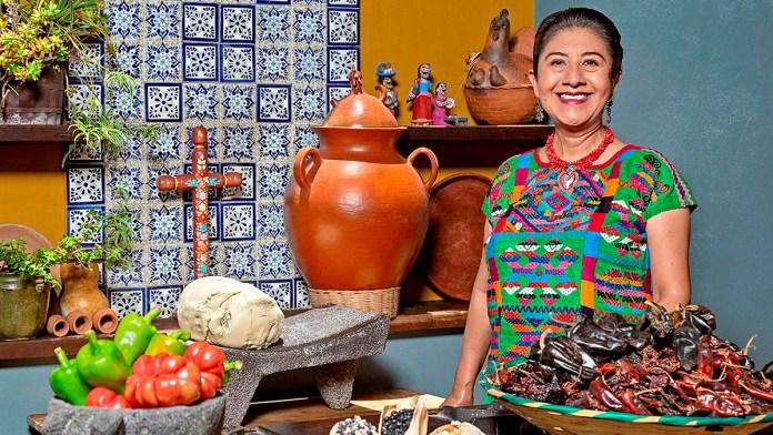 La cocinera Celia Florián pone en alto a Oaxaca