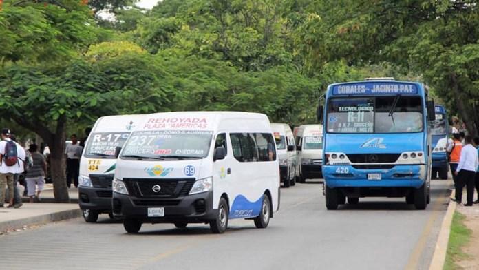 Es necesario diversificar tarifas en transporte público.- Erika Castillo
