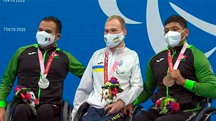 Gran día para México en los Paralímpicos
