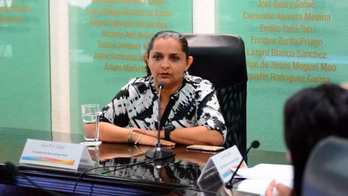 Eligen a Teresita Quivén como titular del Órgano Interno de Control de la FGE