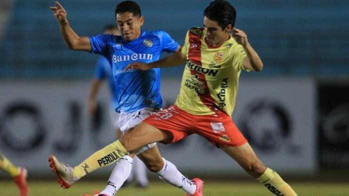 Suma Cancún FC otra derrota en casa