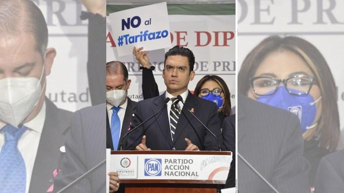 Advierte PAN al PRI: está alianza en juego