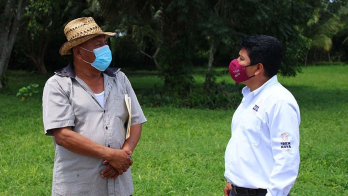 Ven a Tren Maya como unificador social